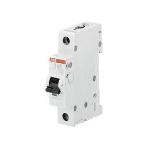 System pro M compact 1-Pole 6A 6/10kA Curve-B Miniature Circuit Breaker 17.5 x 88 x 69mm