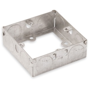 Appleby Extension Box 1-Gang 68.3 x 68.3 x 25mm