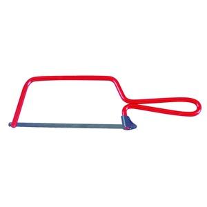 Newlec Junior Hacksaw 150mm Red