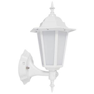 KSR Manta 7W 370lm LED Upward Wall Lantern with PIR 4000K
