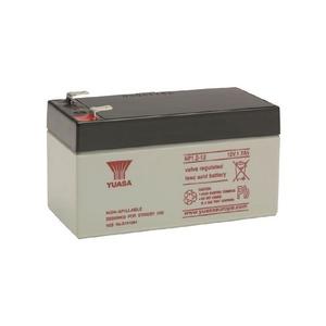 Yuasa 12V 1.2Ah Lead Acid Battery 97 x 48 x 54.5mm