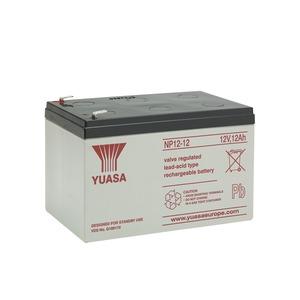 Yuasa 12V 12Ah Lead Acid Battery 151 x 98 x 97.5mm