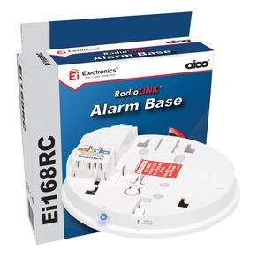 Aico Alarm Base for 140RC Series Alarm 230V 5dB 150 x 37mm