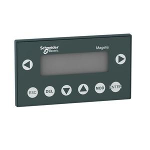 Schneider Magelis XBTN400 Small Matrix Screen Panel with Keypad 5V 132 x 74 x 43mm 360g