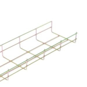 Newlec Wire Basket Tray Shallow Depth 35mm x 100mm x 3m