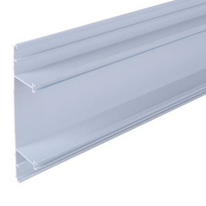 Marshall-Tufflex Sterling Profile 2 PVCu Base Unit 3m x 167mm x 50mm White