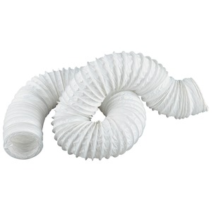 Newlec PVC Flexible Ducting 100mm x 15m