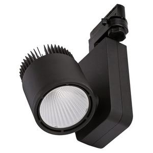 NVC Cayman 25W 1800lm 1-Circuit LED Spot Light 3000K Black