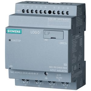 Siemens Logo! 24RCEO Logic Module