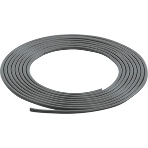 Newlec PVC Sleeving 4mm Grey