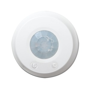 Push Button Surface Mounted Ceiling PIR Presence Detector IP54