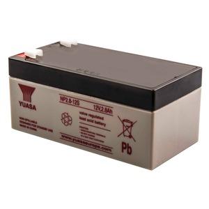 Yuasa 12V 2.8Ah Lead Acid Battery 134 x 67 x 64mm