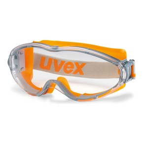 Ultrasonic Safety Goggle with Clear Lens