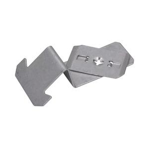Marco Stripped Steel Fast Fix Universal Strut Clip for MC30, MC55, MC106 Trays 62 x 33 x 17mm