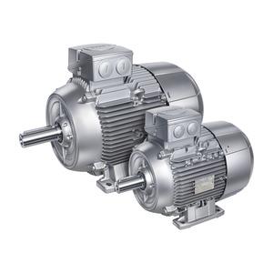 Siemens SIMOTICS GP 2-Pole 3-Phase 0.75/0.86kW 460V 3480RPM IM B3 Low-Voltage Motor