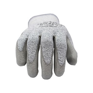 Dyflex Seamless Knitted Lightweight Dyneema Glove Grey Size 7