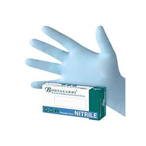 Vitrile Nitrile & Vinyl Powder-Free Disposable Glove Medium Green