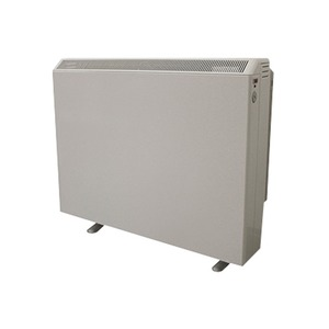 Newlec White Combination 3.4kW Storage Heater