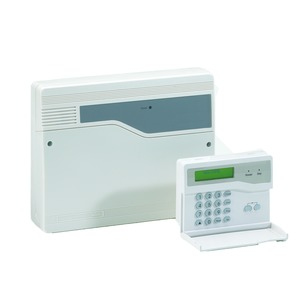 Newlec 8 Zone LCD Alarm Kit