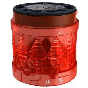 Schneider Harmony Steady Illuminated LED Unit 24V AC/DC 60mm Red