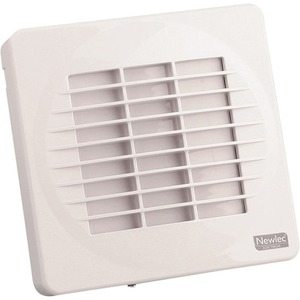 Newlec Standard Automatic Shutter 100mm Fan with Timer