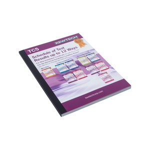Newlec New & Existing Test Results up to 12 Ways Certification Book
