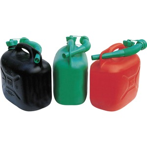 Heavy Duty Leaded Fuel Can 5 Litre Red
