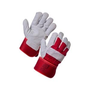 Elite Rigger Glove Size 10 Red