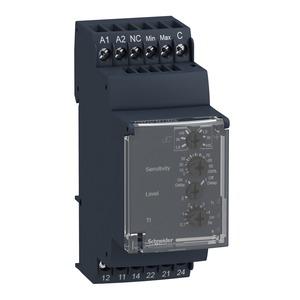 Zelio Control Liquid Level Control Relay 24-240VAC/DC 5A 35 x 90 x 72mm