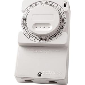 Newlec 24 Hour Segment Immersion Heater Controller
