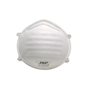 FFP2 Disposable Moulded Respirator without Valve White