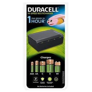 H-Squared 240V NiMH UK Plug Multicharger 7.2W 105 x 65 x 200mm Black