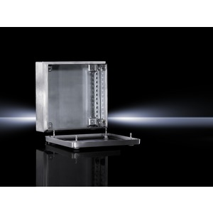 Rittal KL Stainless Steel Terminal Box 150 x 150 x 120mm 1.6kg
