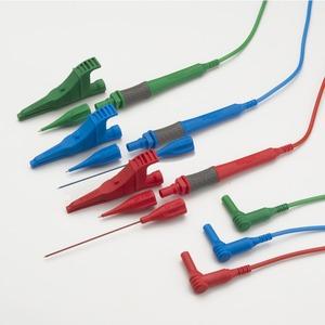 Megger 3-Wire Low Voltage Test Lead Set 1.4m
