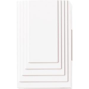 Newlec 2 Note Big Ben Chime 80dB White