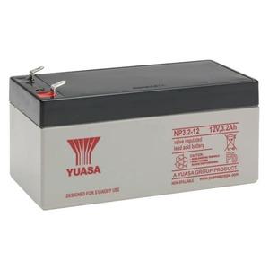 Yuasa 12V 3.2Ah Lead Acid Battery 134 x 67 x 64mm