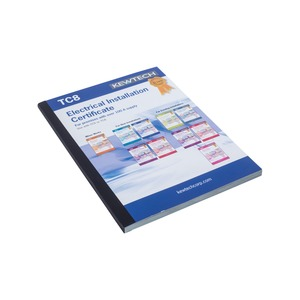 Newlec Electrical Installation Certification Book (For New Installations Greater Than 100A)