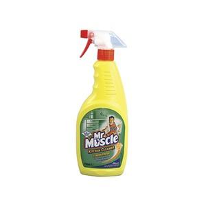 Kitchen Cleaner 750ml Clear