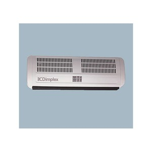 3kW 212m/h Multi-Directional Warm Air Curtain White