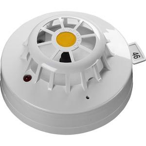 Apollo XP95 17-28V Polycarbonate A2S Heat Detector 100 x 42mm White