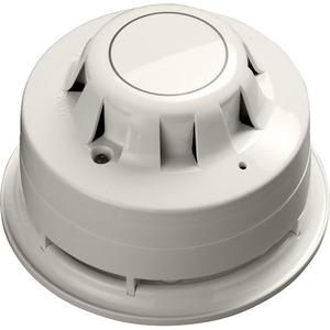 Apollo Alarmsense Polycarbonate Optical Smoke Detector with base sounder 100 x 42mm White