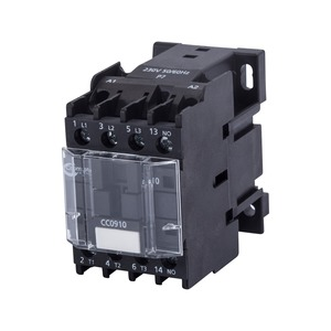 Contactors motor control industrial controls rexeluk newlec 3 pole contactor 12a 230v ac coil voltage black cheapraybanclubmaster Image collections
