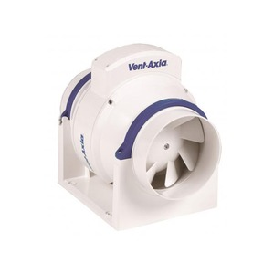 Axia Group ACM 23W 220-240V 0.09A In-Line Mixed Flow Fan