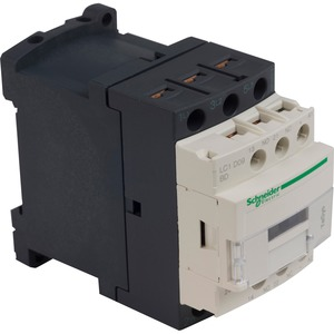 Schneider TeSys D 9A Contactor 3NO 24V DC Coil with Protective Cover