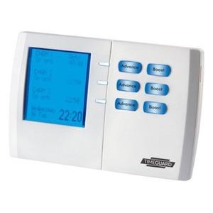 Timeguard 230V 3A SPDT Programastat 150 x 100 x 30mm White