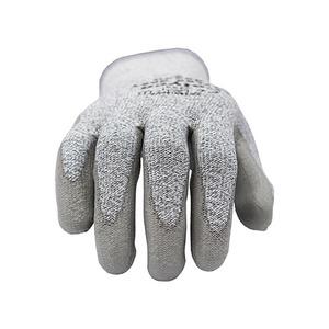 Dyflex Seamless Knitted Lightweight Dyneema Glove Grey Size 8