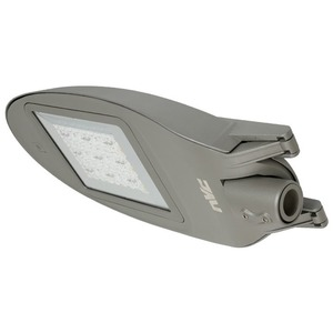 NVC Belfry 68W 7440lm Aluminium LED Road Lantern 4000K Grey