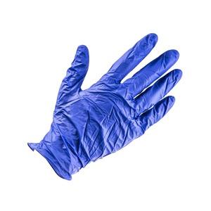 Nitrile Powder-Free Disposable Glove Large Blue