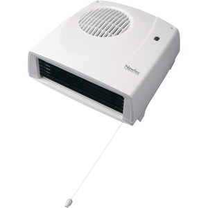 Newlec 2kW Bathroom Heater with pull cord
