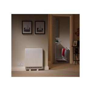Dimplex 0.5kW Quantum Room Heater 730 x 580 x 185mm White